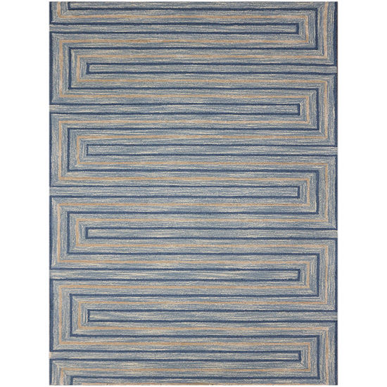 Amer Rugs Dwell AD Hand-Tufted Wool Rug