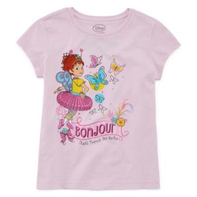 Disney Fancy Nancy Graphic T-Shirt Girls