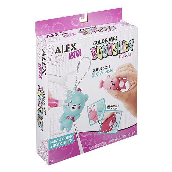 ALEX DIY Color Me Sqooshies - Buddy