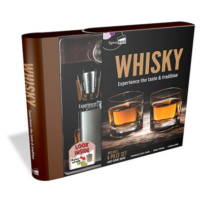 Spicebox Whisky Kit