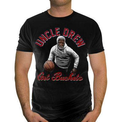 Uncle Drew Basketball Graphic Tee