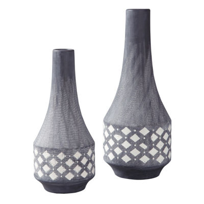 Signature Design By Ashley® Set of 2 Dornitilla Vases