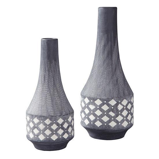 Signature Design By Ashley® Set of 2 Dornitilla Vases