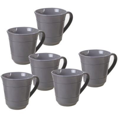 Certified International Orbit Grey Coffee Mug