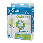 Dr. Browns 3-Pk. 8-Oz. Baby Bottle