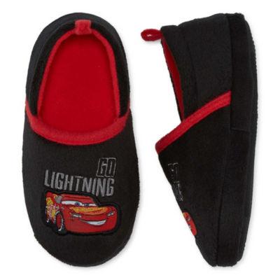 Disney Cars Slip-On Slippers