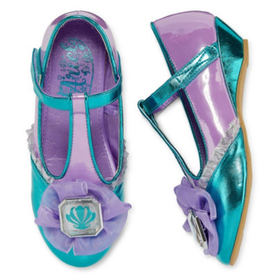 Disney Collection Collection Ariel Costume Shoes - Girls