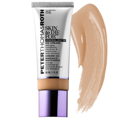 Peter Thomas Roth Skin to Die For™ Mineral-Matte CC Cream SPF 30