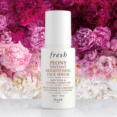 Fresh Peony Instant Brightening Face Serum