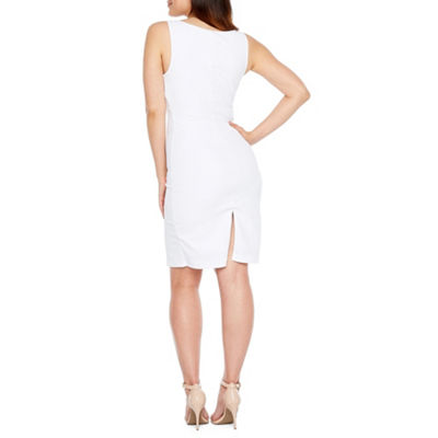 Bold Elements Barbell Bodycon Dress