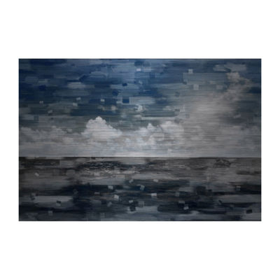 Penzance Painting Print on Aluminum
