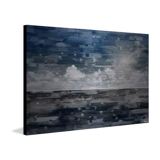 Penzance Painting Print On Aluminum