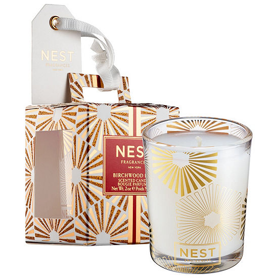 NEST  Birchwood Pine Scented Candle Ornament