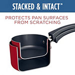 Farberware 2-Qt. Covered  Saucepan Aluminum Dishwasher Safe Non-Stick Sauce Pan