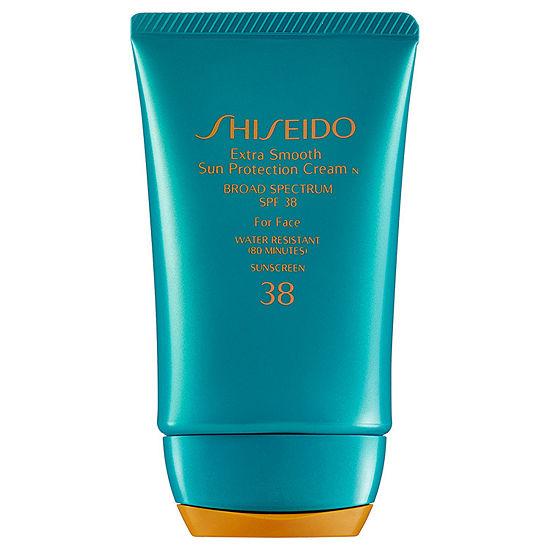 Shiseido Extra Smooth Sun Protection Cream SPF 38 PA+++