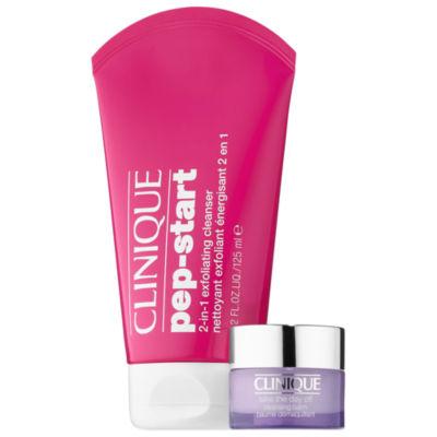 CLINIQUE Pep Your Skin Set