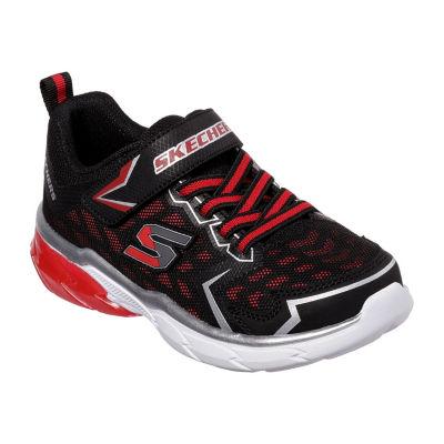 Skechers Thermoflux Boys Walking Shoes Wide