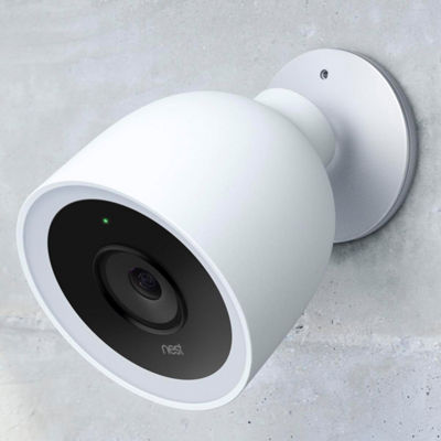 Google Nest Cam IQ Outdoor Security Camera 2-Pack