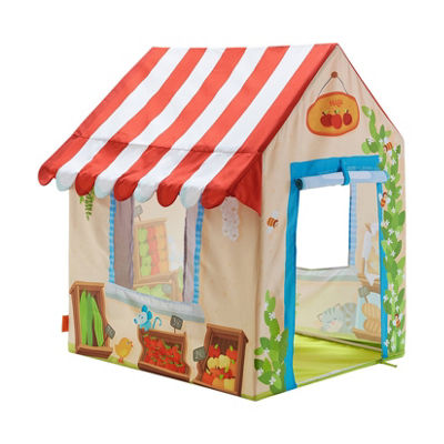 HABA Grocery Shop Play Tent