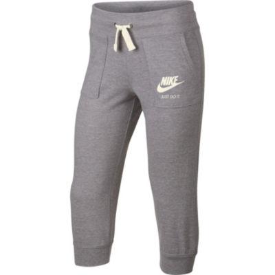 Nike Knit Cropped Pants - Big Kid Girls
