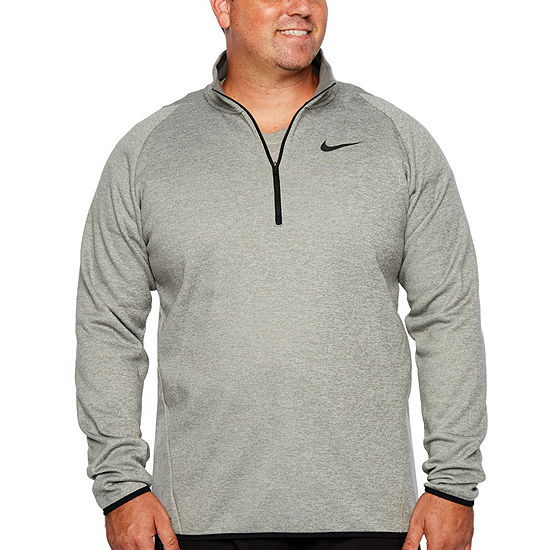 1d9d056f Nike Mens Long Sleeve Quarter-Zip Pullover Big and Tall - JCPenney