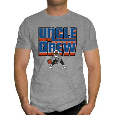 Uncle Drew Logo Mesh Graphic Tee