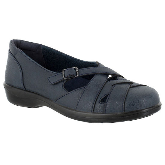 Easy Street Womens Sync Slip-On Shoe Round Toe