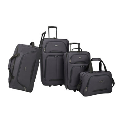 Vineyard 4-pc. Luggage Set