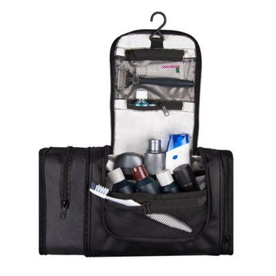 Exact Fit™ Expandable Hanging Toiletry Bag