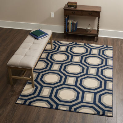 Home Dynamix Tremont Albany Geometric RectangularRug