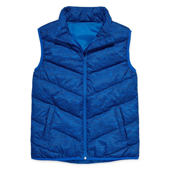Boys Xersion Puffer Vest 4-20