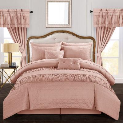 Chic Home Mykonos 20-pc. Comforter Set