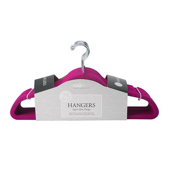 Velvet Suit Hangers - 25 Pack