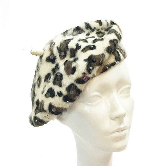 Whittall & Shon Animal Beret Beret