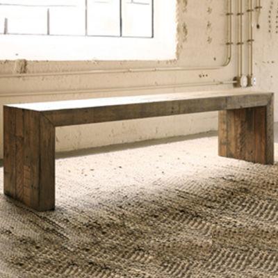 Superb Signature Design By Ashley® Tupelo Dining Bench