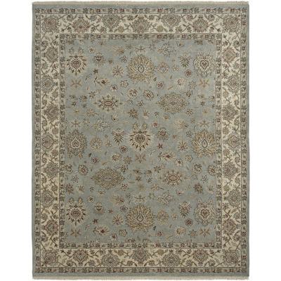 Amer Rugs Luxor H Hand-Knotted Wool Rug
