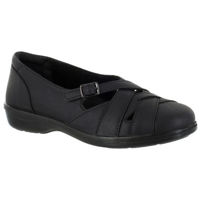 Easy Street Womens Sync Slip-On Shoes Slip-on Round Toe