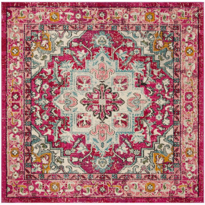 Safavieh Monaco Collection Charla Oriental SquareArea Rug
