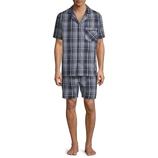 Stafford Pajama Short  Set