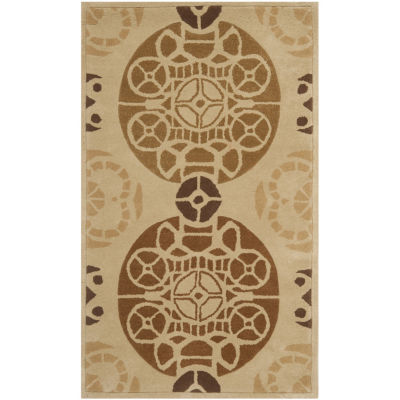 Safavieh Capri Collection Bernadine Medallion Area Rug