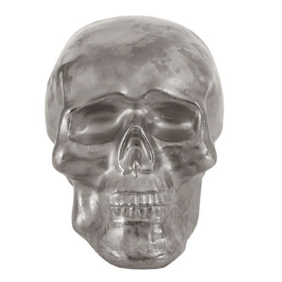 Madison Park Skull Decor