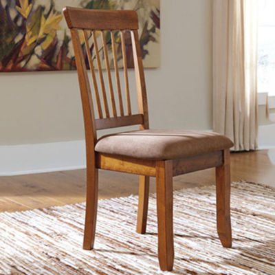 Signature Design by Ashley® Set of 2 Berringer Upholstered Dining Side Chairs