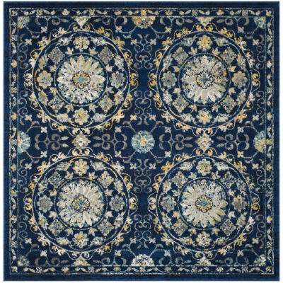 Safavieh Rozanne Medallion Square Rugs