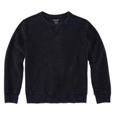Arizona Long Sleeve Sweatshirt Boys 4-20