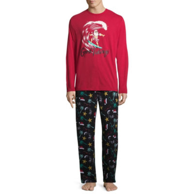 Stafford® Premium Pajama Set-Big & Tall