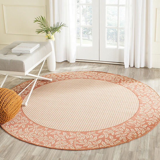 Safavieh Courtyard Collection Chad Oriental Indoor/Outdoor Rug Collection