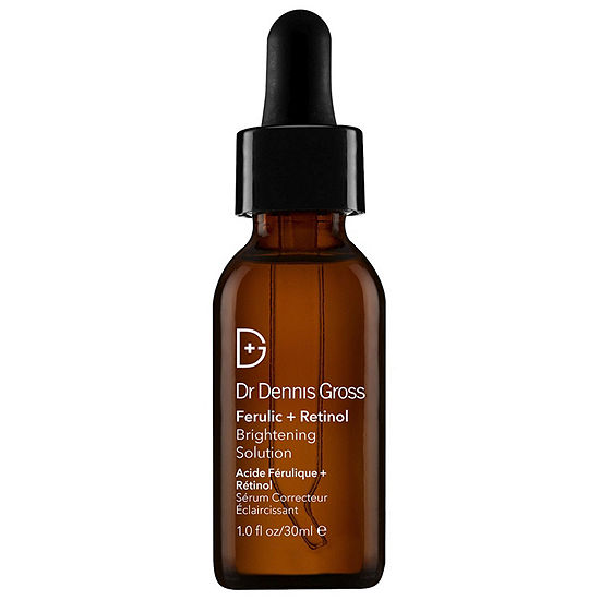 DR. DENNIS GROSS SKINCARE Ferulic Acid + Retinol Brightening Solution-Standard