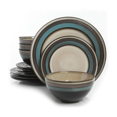 Gibson 12-pc. Dinnerware Set