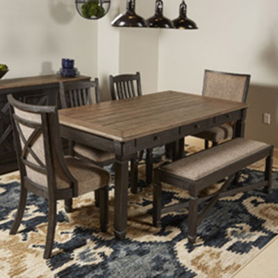 Signature Design by Ashley® Hilton Upholstered Dining Bench