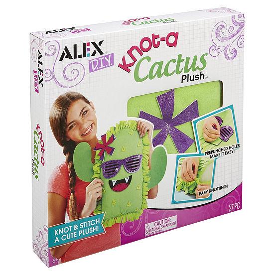 ALEX DIY Knot-A Cactus Plush